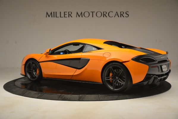 New 2019 McLaren 570S Coupe for sale Sold at McLaren Greenwich in Greenwich CT 06830 4
