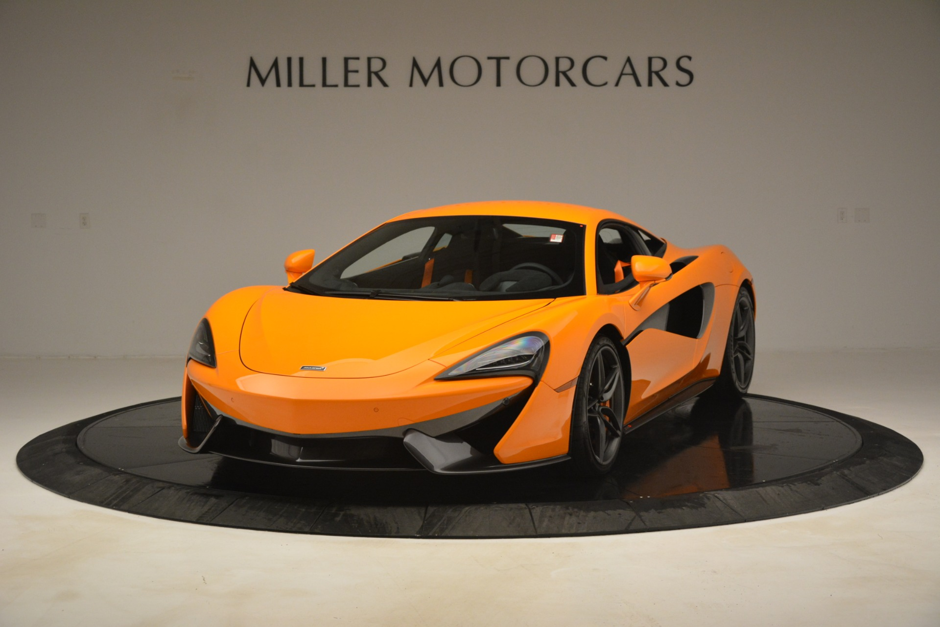 New 2019 McLaren 570S Coupe for sale Sold at McLaren Greenwich in Greenwich CT 06830 1