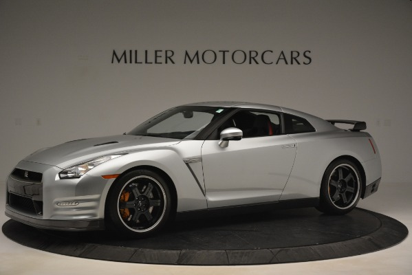 Used 2013 Nissan GT-R Black Edition for sale Sold at McLaren Greenwich in Greenwich CT 06830 2