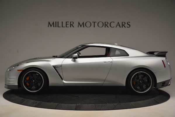 Used 2013 Nissan GT-R Black Edition for sale Sold at McLaren Greenwich in Greenwich CT 06830 3