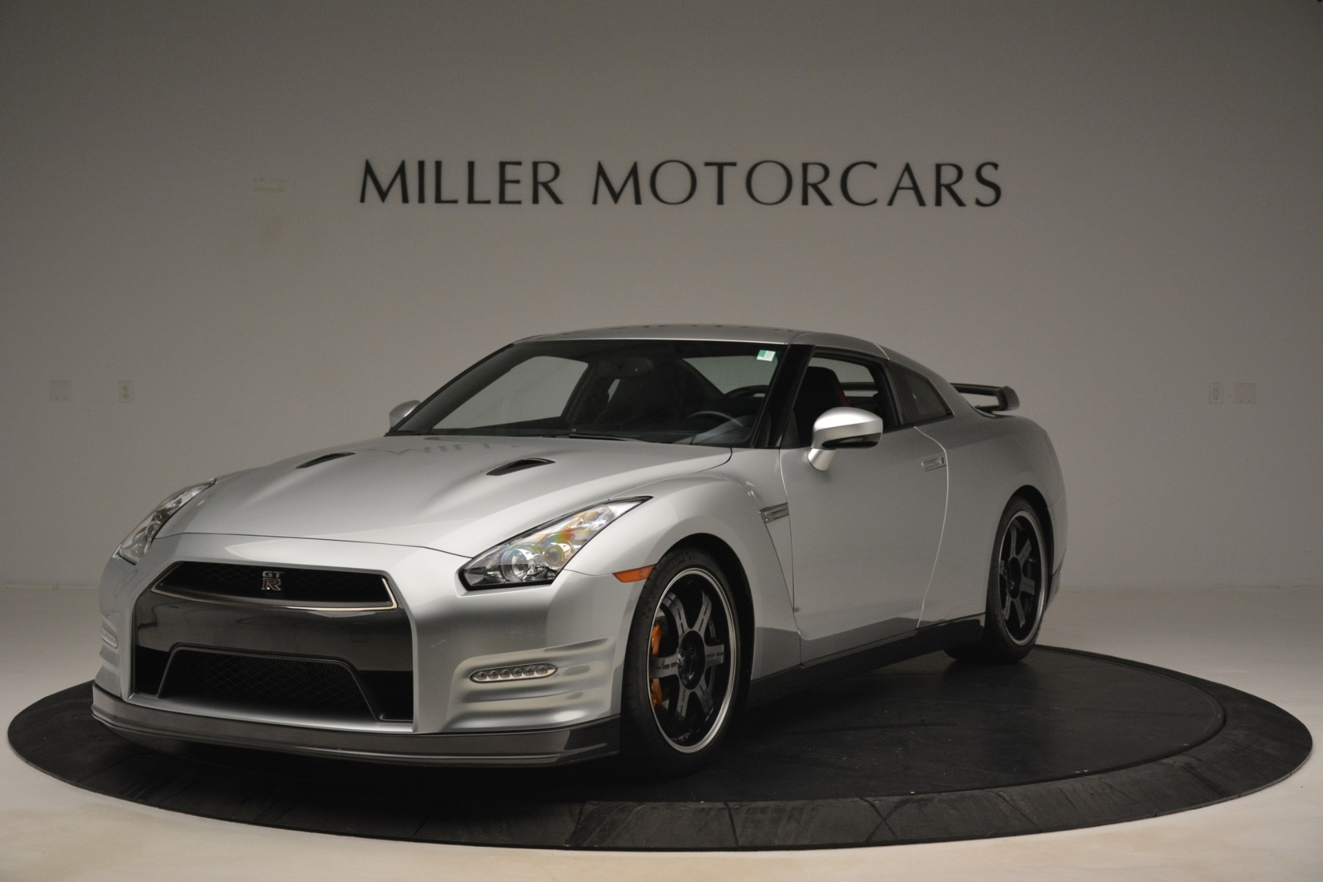 Used 2013 Nissan GT-R Black Edition for sale Sold at McLaren Greenwich in Greenwich CT 06830 1