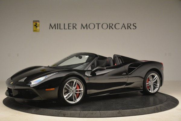 Used 2018 Ferrari 488 Spider for sale Sold at McLaren Greenwich in Greenwich CT 06830 2
