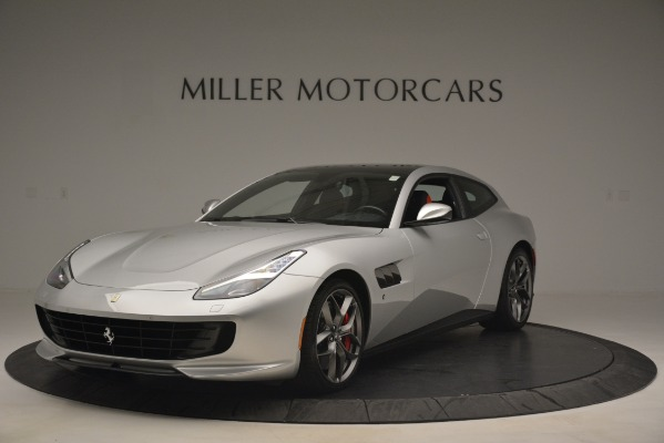 Used 2018 Ferrari GTC4LussoT V8 for sale $199,900 at McLaren Greenwich in Greenwich CT 06830 1