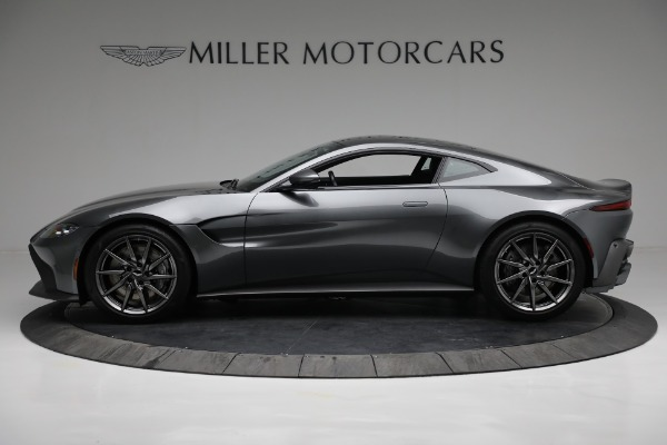 New 2019 Aston Martin Vantage Coupe for sale Sold at McLaren Greenwich in Greenwich CT 06830 2