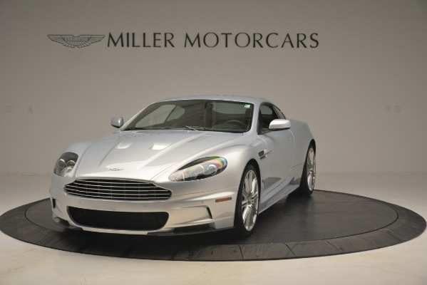 Used 2009 Aston Martin DBS Coupe for sale Sold at McLaren Greenwich in Greenwich CT 06830 2