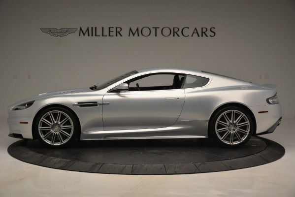 Used 2009 Aston Martin DBS Coupe for sale Sold at McLaren Greenwich in Greenwich CT 06830 3
