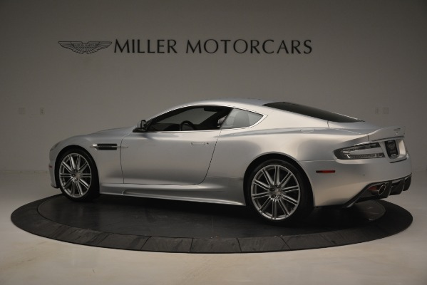 Used 2009 Aston Martin DBS Coupe for sale Sold at McLaren Greenwich in Greenwich CT 06830 4