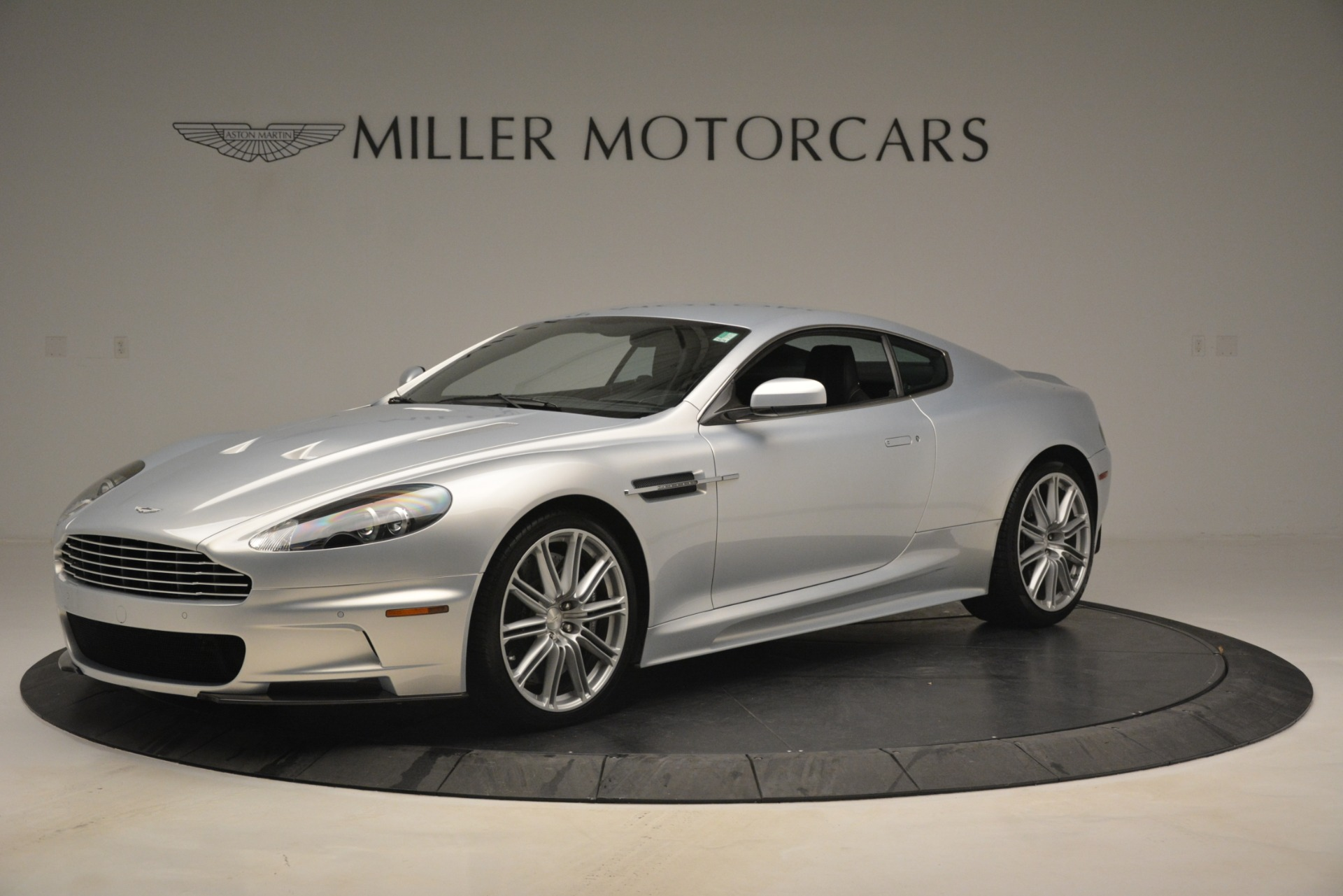 Used 2009 Aston Martin DBS Coupe for sale Sold at McLaren Greenwich in Greenwich CT 06830 1
