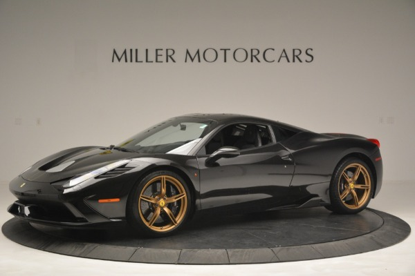 Used 2014 Ferrari 458 Speciale for sale Sold at McLaren Greenwich in Greenwich CT 06830 2