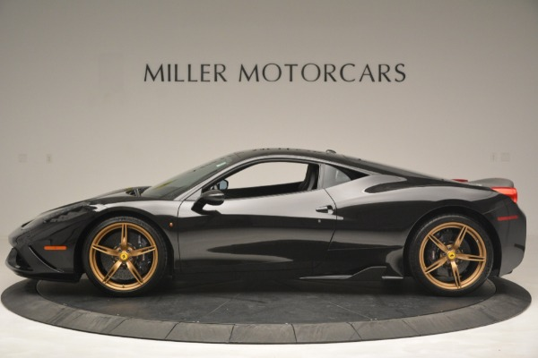 Used 2014 Ferrari 458 Speciale for sale Sold at McLaren Greenwich in Greenwich CT 06830 3