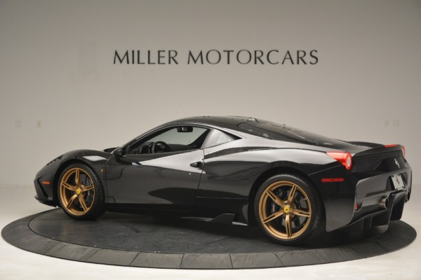 Used 2014 Ferrari 458 Speciale for sale Sold at McLaren Greenwich in Greenwich CT 06830 4