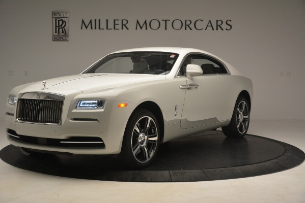 Used 2016 Rolls-Royce Wraith for sale Sold at McLaren Greenwich in Greenwich CT 06830 3