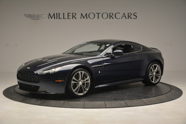 Used 2012 Aston Martin V12 Vantage for sale Sold at McLaren Greenwich in Greenwich CT 06830 2