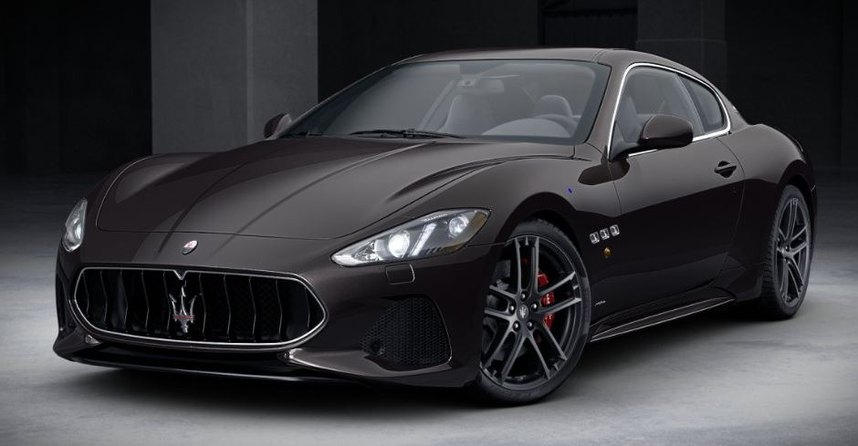 New 2018 Maserati GranTurismo Sport for sale Sold at McLaren Greenwich in Greenwich CT 06830 1