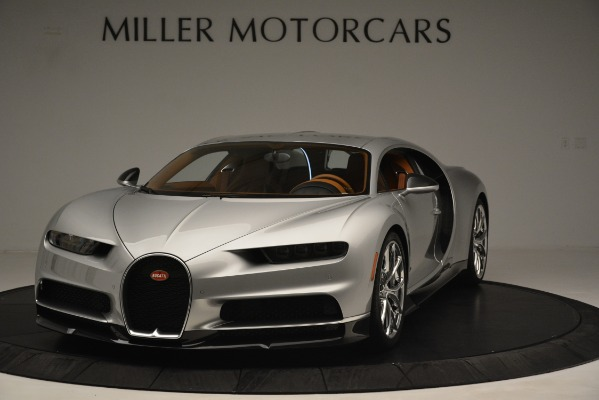 Used 2019 Bugatti Chiron for sale Sold at McLaren Greenwich in Greenwich CT 06830 2