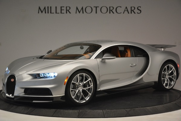 Used 2019 Bugatti Chiron for sale $3,100,000 at McLaren Greenwich in Greenwich CT 06830 1