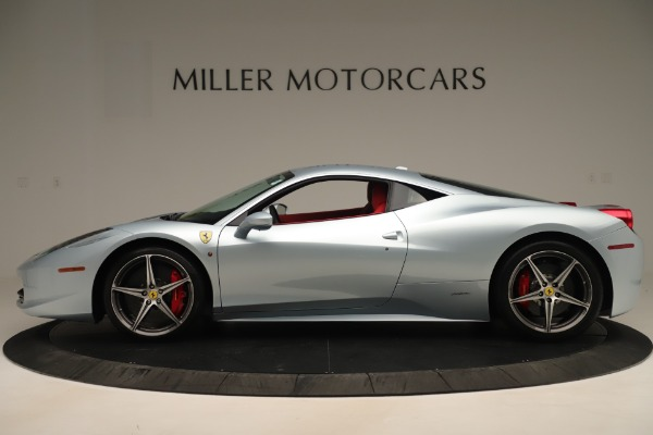 Used 2015 Ferrari 458 Italia for sale Sold at McLaren Greenwich in Greenwich CT 06830 3