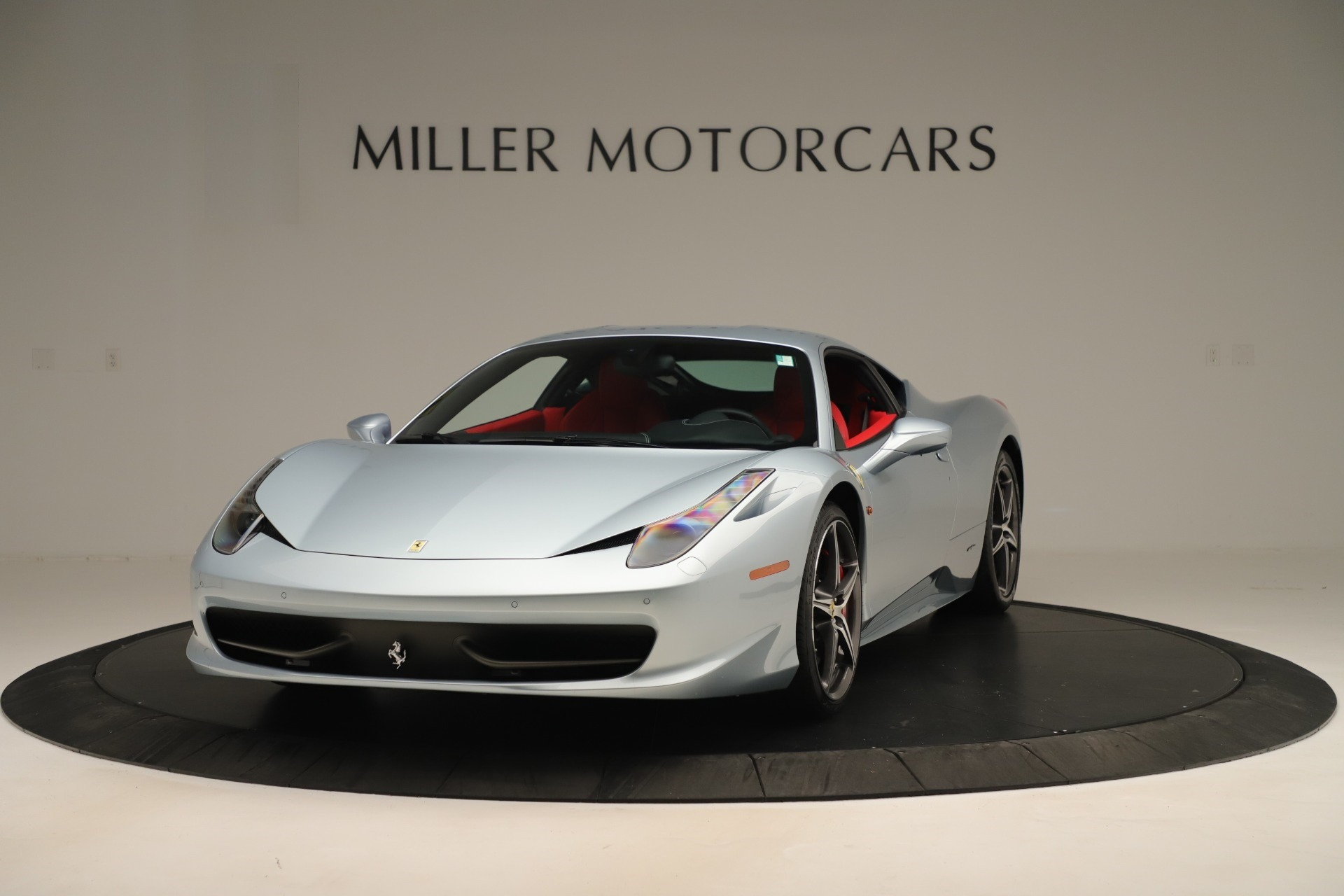 Used 2015 Ferrari 458 Italia for sale Sold at McLaren Greenwich in Greenwich CT 06830 1
