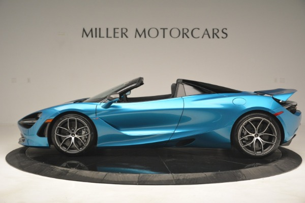 New 2019 McLaren 720S Spider for sale Sold at McLaren Greenwich in Greenwich CT 06830 3