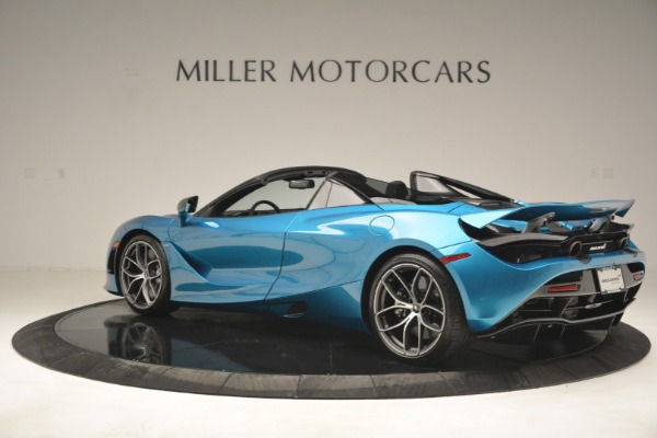 New 2019 McLaren 720S Spider for sale Sold at McLaren Greenwich in Greenwich CT 06830 4