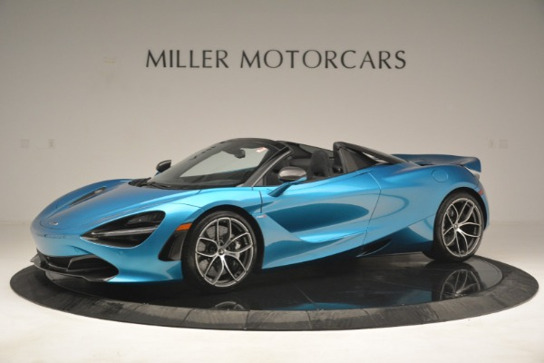 New 2019 McLaren 720S Spider for sale Sold at McLaren Greenwich in Greenwich CT 06830 1