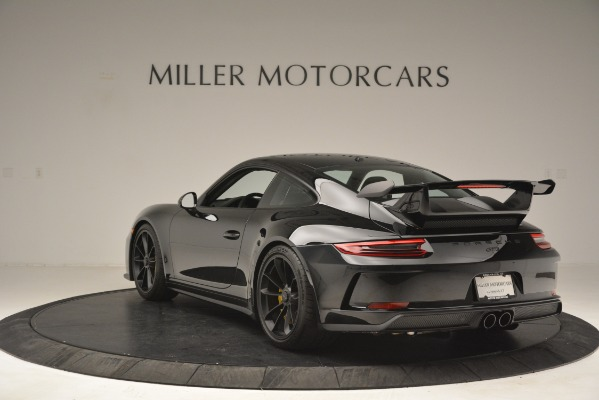 Used 2018 Porsche 911 GT3 for sale Sold at McLaren Greenwich in Greenwich CT 06830 4