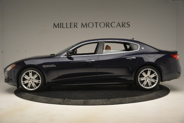 Used 2015 Maserati Quattroporte S Q4 for sale Sold at McLaren Greenwich in Greenwich CT 06830 3
