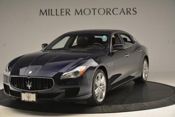 Used 2015 Maserati Quattroporte S Q4 for sale Sold at McLaren Greenwich in Greenwich CT 06830 1