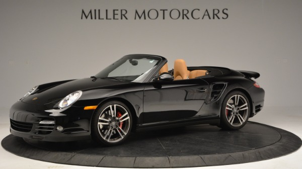 Used 2012 Porsche 911 Turbo for sale Sold at McLaren Greenwich in Greenwich CT 06830 2