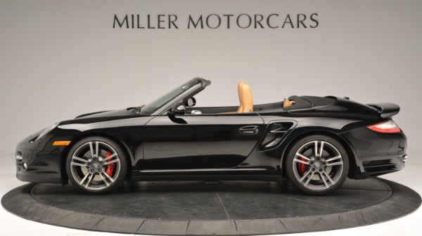 Used 2012 Porsche 911 Turbo for sale Sold at McLaren Greenwich in Greenwich CT 06830 3