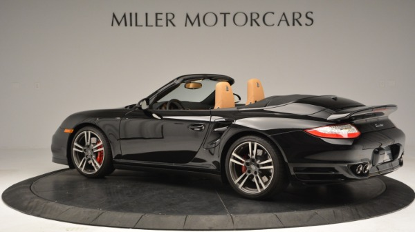 Used 2012 Porsche 911 Turbo for sale Sold at McLaren Greenwich in Greenwich CT 06830 4