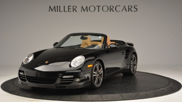 Used 2012 Porsche 911 Turbo for sale Sold at McLaren Greenwich in Greenwich CT 06830 1