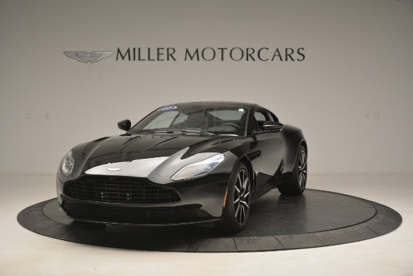 Used 2017 Aston Martin DB11 V12 Coupe for sale Sold at McLaren Greenwich in Greenwich CT 06830 2