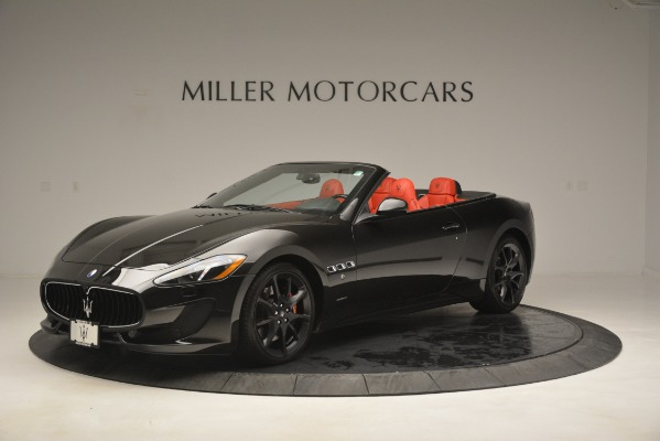 Used 2014 Maserati GranTurismo Sport for sale Sold at McLaren Greenwich in Greenwich CT 06830 2