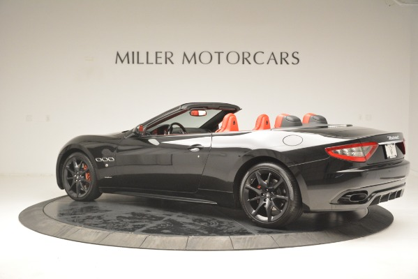 Used 2014 Maserati GranTurismo Sport for sale Sold at McLaren Greenwich in Greenwich CT 06830 4