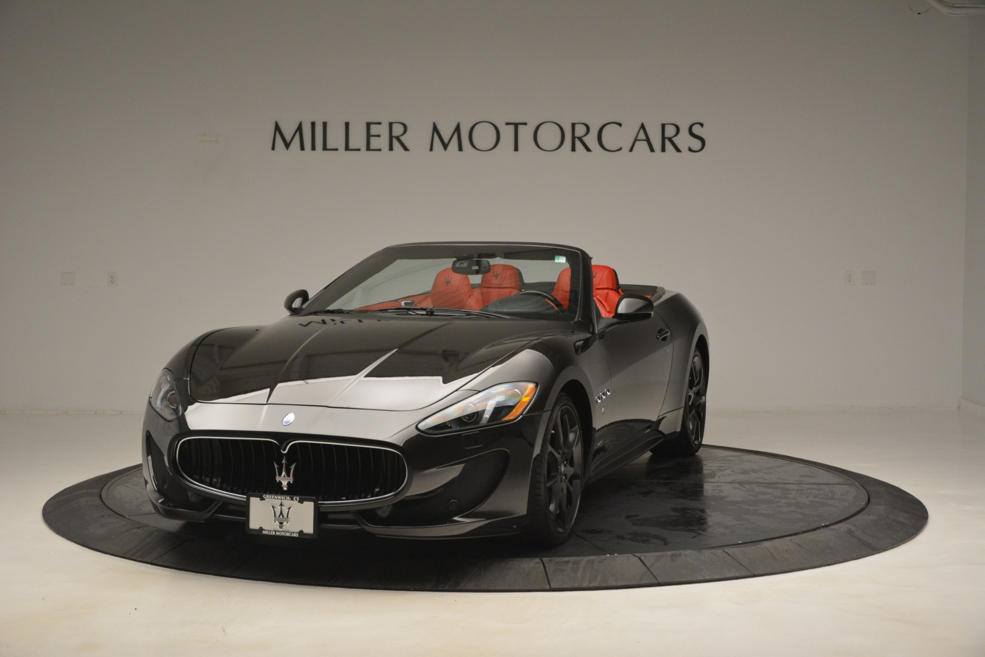Used 2014 Maserati GranTurismo Sport for sale Sold at McLaren Greenwich in Greenwich CT 06830 1
