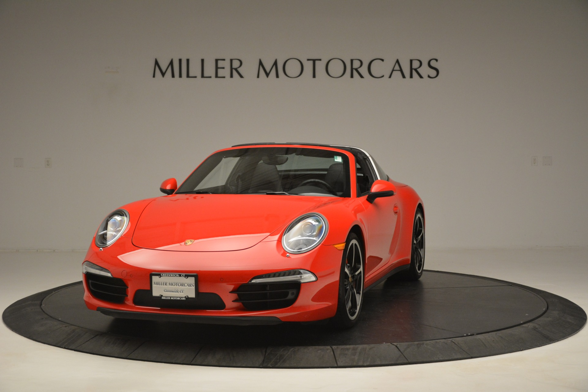 Used 2016 Porsche 911 Targa 4S for sale Sold at McLaren Greenwich in Greenwich CT 06830 1