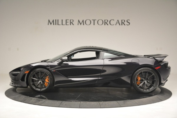 New 2019 McLaren 720S Coupe for sale $351,470 at McLaren Greenwich in Greenwich CT 06830 3