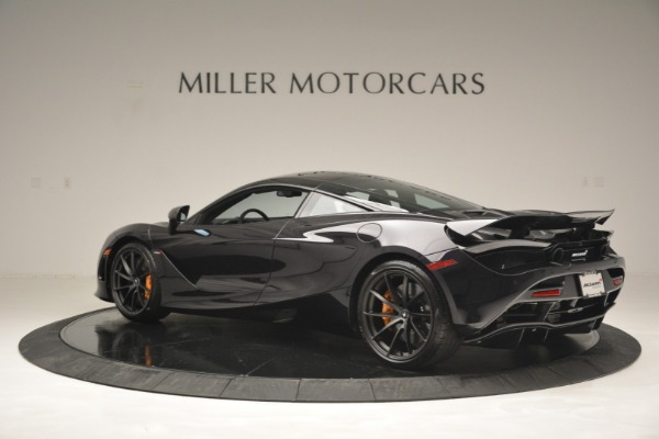 New 2019 McLaren 720S Coupe for sale $351,470 at McLaren Greenwich in Greenwich CT 06830 4