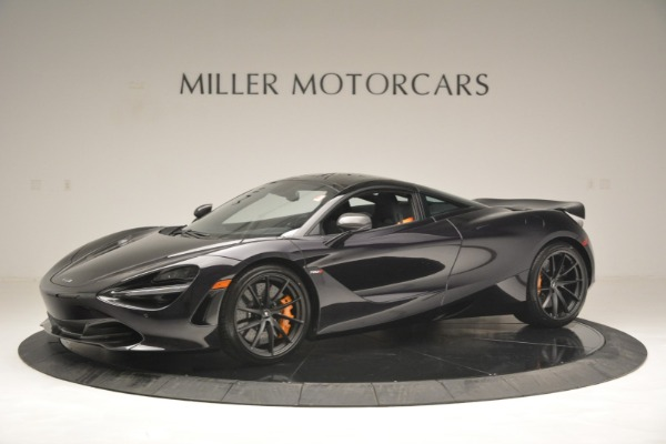 New 2019 McLaren 720S Coupe for sale $351,470 at McLaren Greenwich in Greenwich CT 06830 1