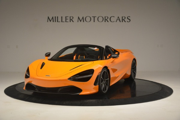 New 2020 McLaren 720S Spider for sale Sold at McLaren Greenwich in Greenwich CT 06830 1