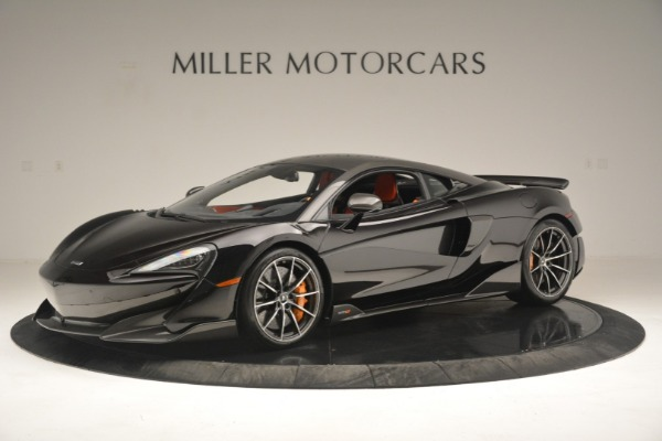 New 2019 McLaren 600LT Coupe for sale Sold at McLaren Greenwich in Greenwich CT 06830 3