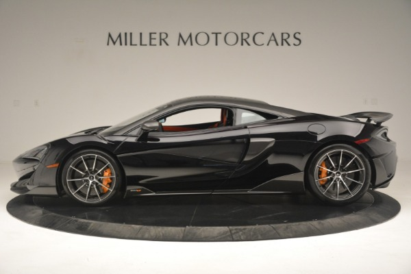 New 2019 McLaren 600LT Coupe for sale Sold at McLaren Greenwich in Greenwich CT 06830 4