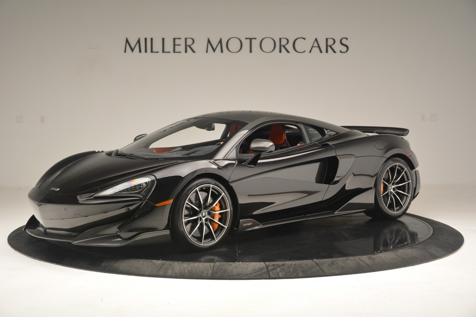 New 2019 McLaren 600LT Coupe for sale Sold at McLaren Greenwich in Greenwich CT 06830 1