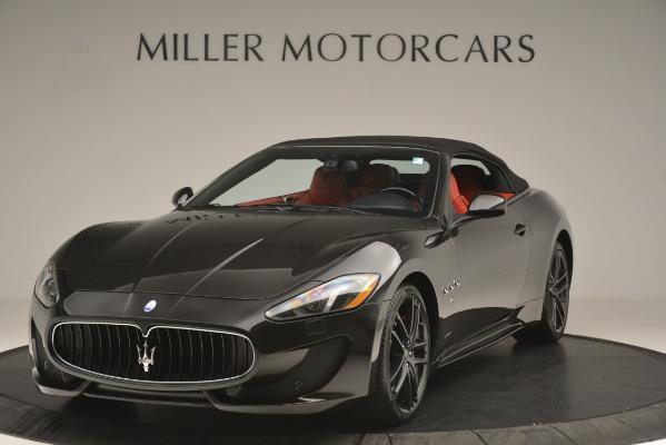 Used 2015 Maserati GranTurismo Sport for sale Sold at McLaren Greenwich in Greenwich CT 06830 2