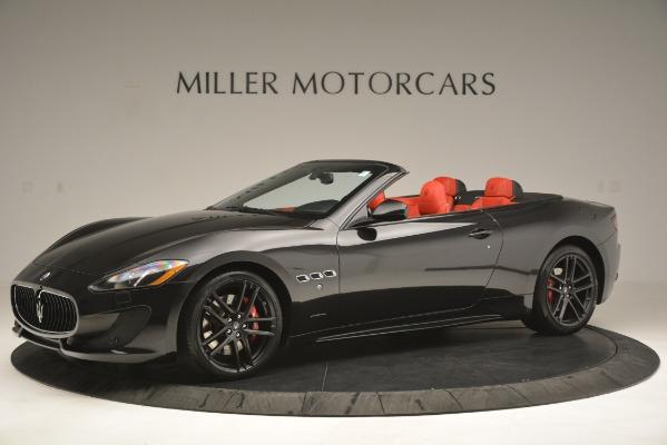 Used 2015 Maserati GranTurismo Sport for sale Sold at McLaren Greenwich in Greenwich CT 06830 3