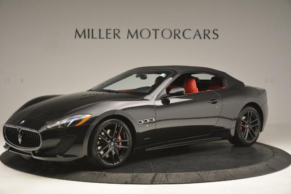 Used 2015 Maserati GranTurismo Sport for sale Sold at McLaren Greenwich in Greenwich CT 06830 4