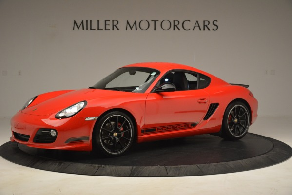 Used 2012 Porsche Cayman R for sale Sold at McLaren Greenwich in Greenwich CT 06830 2