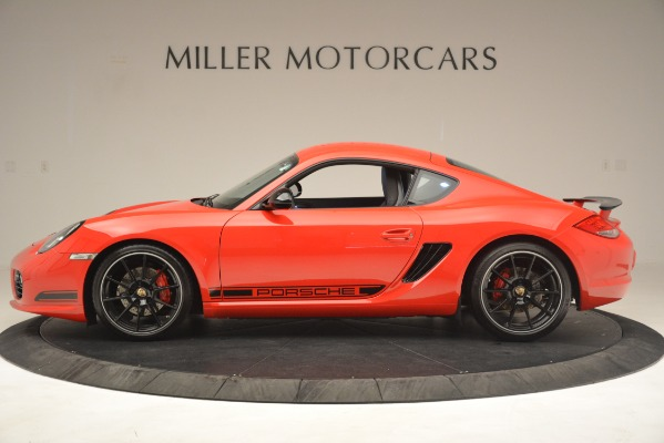 Used 2012 Porsche Cayman R for sale Sold at McLaren Greenwich in Greenwich CT 06830 3