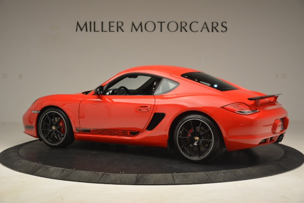 Used 2012 Porsche Cayman R for sale Sold at McLaren Greenwich in Greenwich CT 06830 4